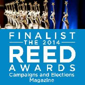 Sutton Reid named Finalist for Best Radio Reed Award